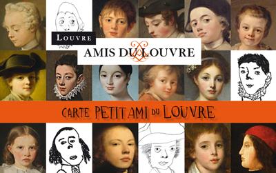 carte amis du louvre L'abonnement | Amis du Louvre   Paris