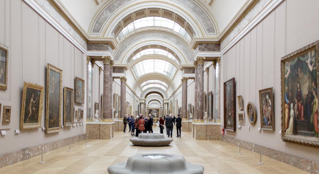 Cercle des mécènes du Louvre