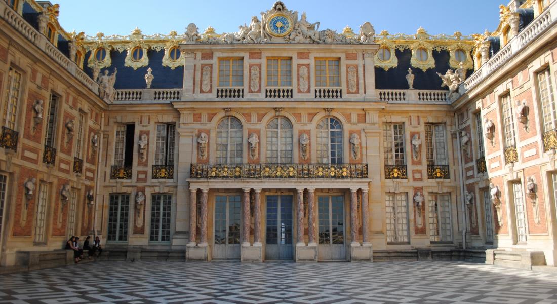 Ch teau de versailles amis du louvre paris - Jardin chateau de versailles horaires ...