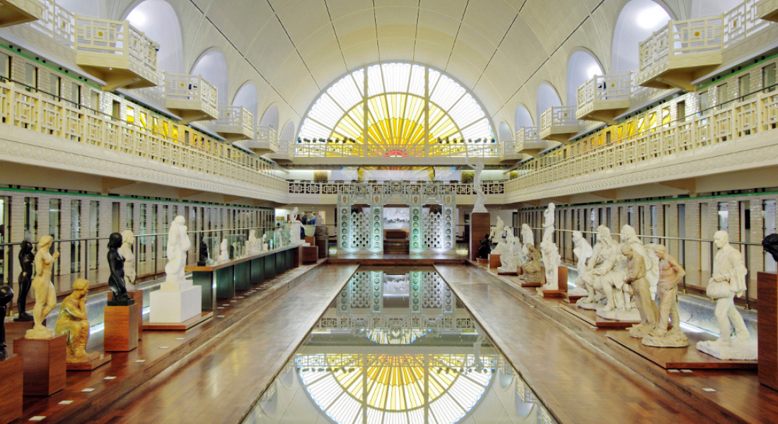 La piscine mus e d art et d industrie de roubaix amis - Horaires piscine thalassa roubaix ...