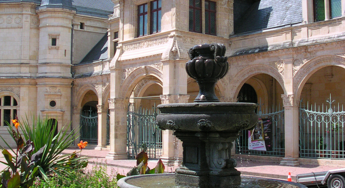 Musée Anne-de-Beaujeu