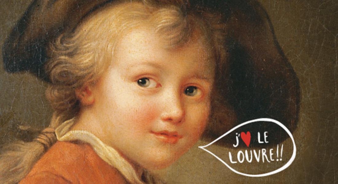 Avantage Famille des Amis du Louvre