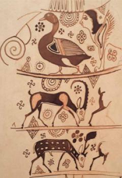 Un fonds d'archives des fouilles de Rhodes