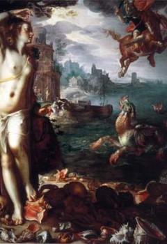 Persée secourant Andromède