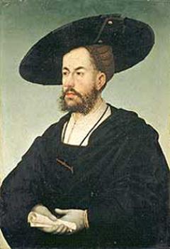 Portrait d''Anton Fugger (1493-1560)