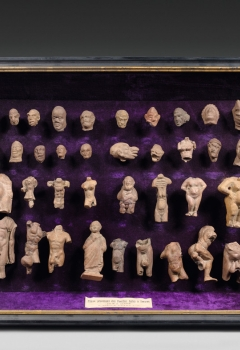 Moulages figurines