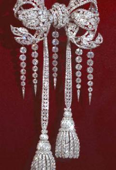Le Grand noeud de diamants de l'Impératrice Eugénie