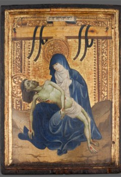 Pietà dite « Pieta Gillot ».