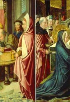 La Circoncision - La Présentation au Temple