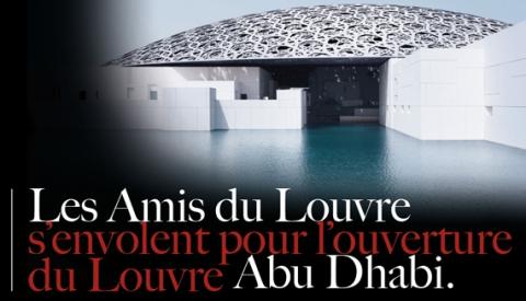 Voyage exceptionnel au nouveau Louvre Abu Dhabi