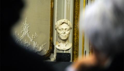 Nouvelle acquisition par la Société des Amis du Louvre - Portrait de Pompée