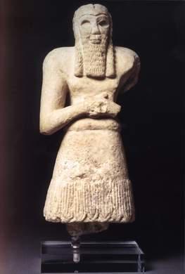 Statue de Ginak, prince d'Ediné