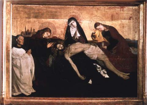 La Pietà de Villeneuve-lès-Avignon