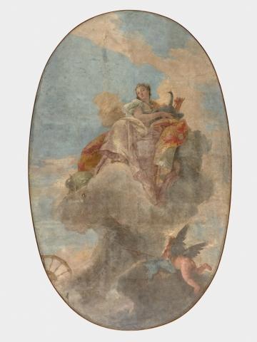 Un grand Tiepolo pour le Louvre