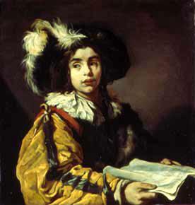 Le Jeune Chanteur