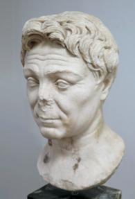 Portrait de Pompée (dite Pompée Jandolo)