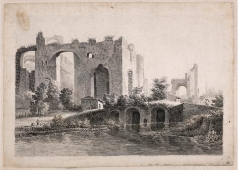 Sept dessins du XVIIe et XVIIIe siècles