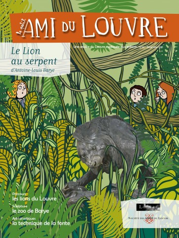 Le Lion au Serpent