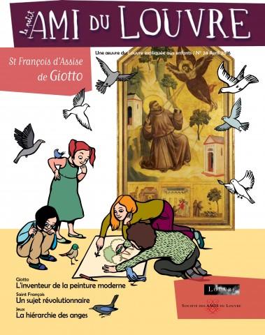 Saint-François d'Assise de Giotto recevant les stigmates