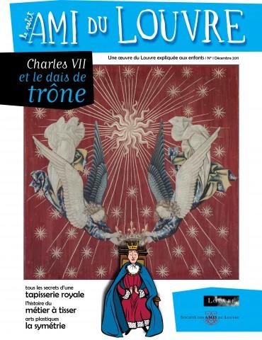 Charles VII et le dais de trône
