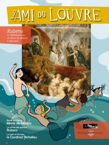 Le Débarquement de Marie de Médicis à Marseille