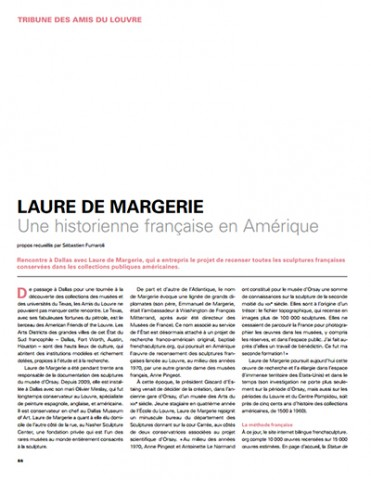 Laure De Margerie : Une historienne française en Amérique