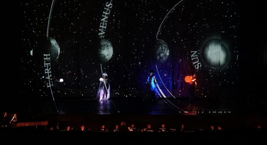 """""""La Création"""" à La Seine Musicale"""