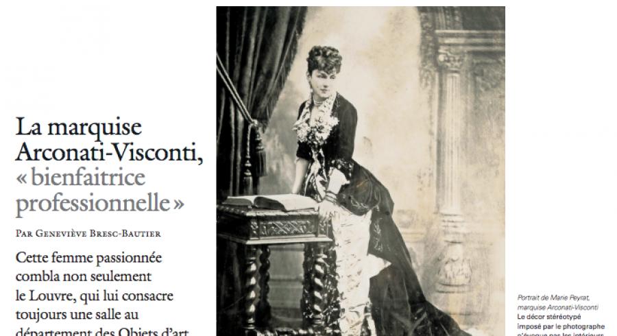 La marquise Arconati-Visconti : portrait d'un grand mécène