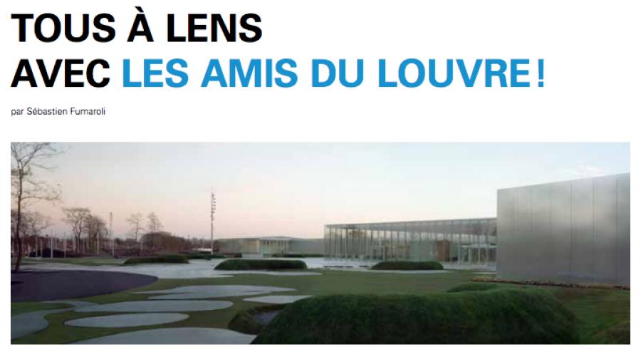 Tous à Lens avec les amis du Louvre !
