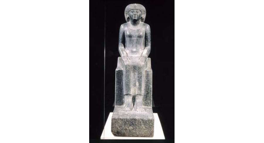 La Reine Ouret (« la grande »), épouse de Sésostris II