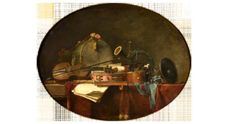 Les Attributs de la musique civile et Les Attributs de la musique militaire