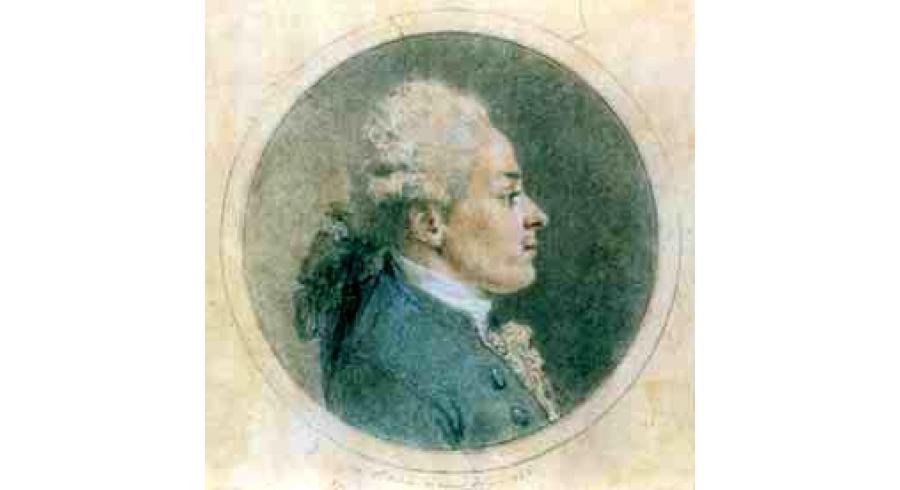 Portrait de Dominique-Vivant Denon